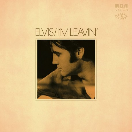 Elvis Presley - I'm Leavin': Elvis Folk-Country