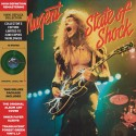 Ted Nugent - 33 Tours - State Of Shock (Vinyle Vert)