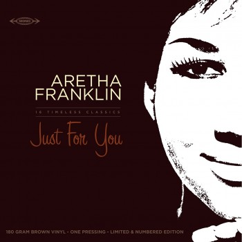 Aretha Franklin - 33 Tours - Just For You (Vinyle Marron)