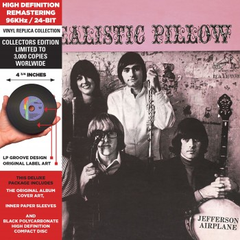 CD - Jefferson Airplane - Surrealistic Pillow