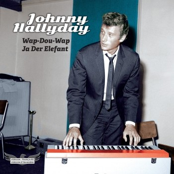 Johnny Hallyday - 45 Tours - Version Française/Version Etrangère N°02 (Picture Disc)