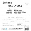 Johnny Hallyday - 45 Tours - Madison Twist - EP Pochette Italienne (Vinyle Rouge)
