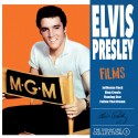 Elvis Presley - 45 Tours - The Signature Collection N°03 - Films (Vinyle Bleu)