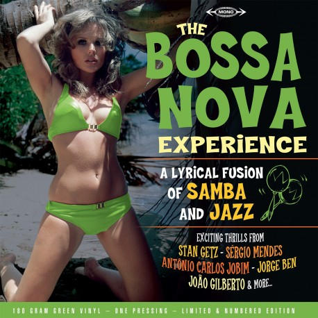 Various - 33 Tours - The Bossa Nova Experience (Vinyle Vert)