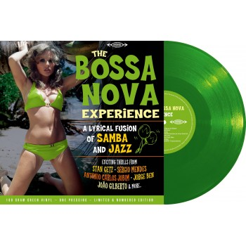 33 Tours - Various - The Bossa Nova Experience (Vinyle)