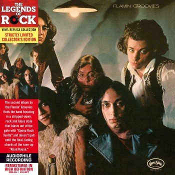 Flamin' Groovies - Flamingo