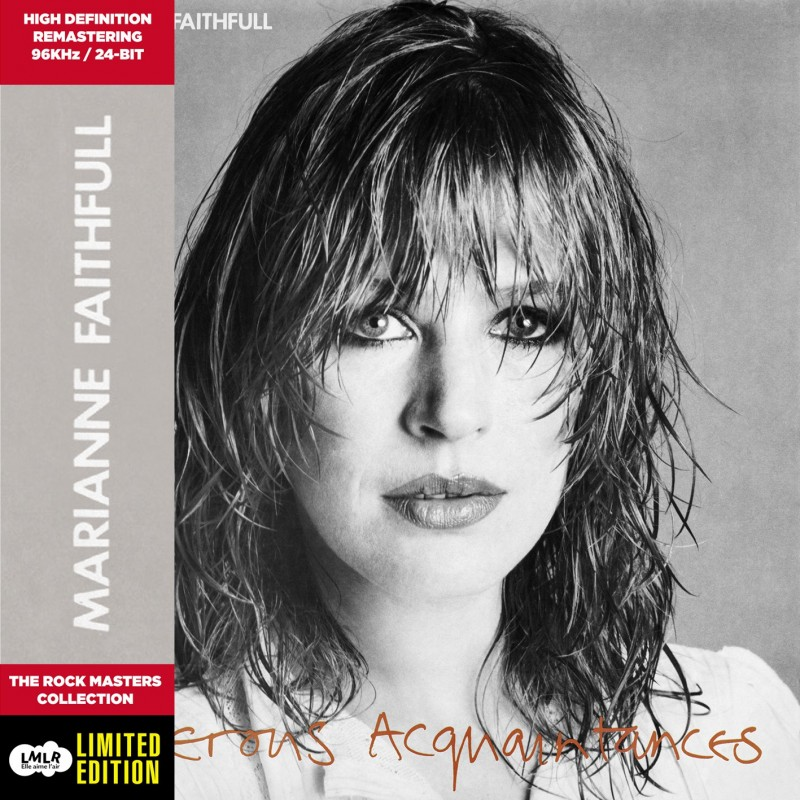 CD - Marianne Faithfull - Dangerous Acquaintances