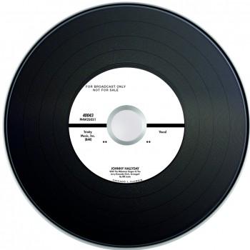 Johnny Hallyday - Caravan Of Lonely Men - EP Pochette Américaine