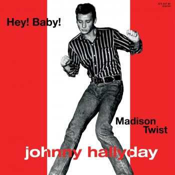 Johnny Hallyday - Madison Twist - EP Pochette Italienne