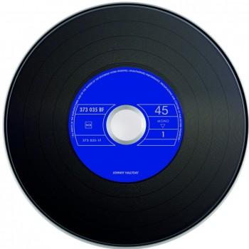 Johnny Hallyday - Tout Bas, Tout Bas, Tout Bas - EP Pochette Danoise