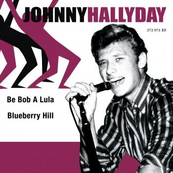 Johnny Hallyday - Be Bob A Lula - EP Pochette Danoise