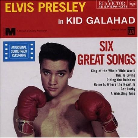 ELVIS PRESLEY Kid Galahad