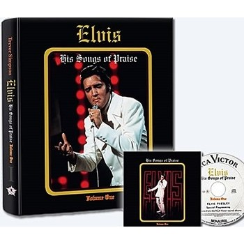 ELVIS HIS SONGS OF PRAISE VOL 1