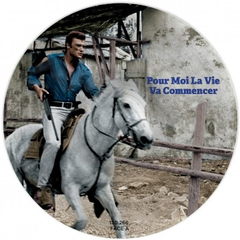 45 Tours - Version Française/Version Etrangère N°05 (Picture Disc)