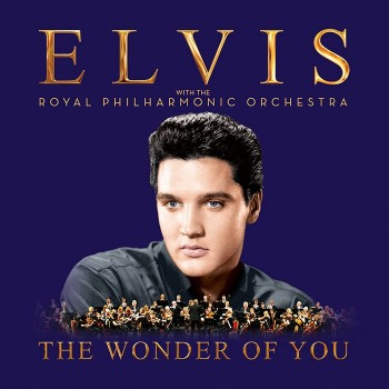 ELVIS ROYAL PHILHARMONIC ORCHESTRA THE WONDER OF YOU