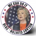 Clinton, Hillary - Hillary for America!  - 33 Tours -  (Picture Disc)
