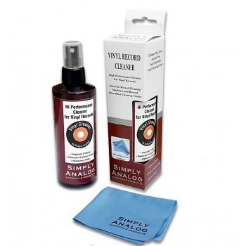 Liquide de nettoyage Vinyle 200 ml - Simply Analog