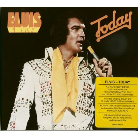 ELVIS TODAY (2 CD Legacy Edition)