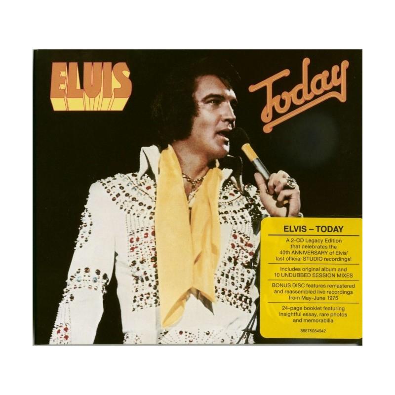 ELVIS PRESLEY TODAY (2 CD Legacy Edition)