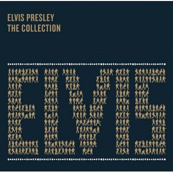 ELVIS PRESLEY THE COLLECTION  COFFRET CD SONY MUSIC