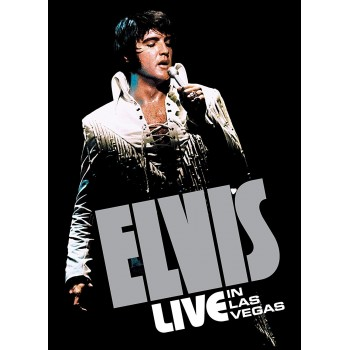 ELVIS PRESLEY LIVE IN LAS VEGAS     COFFRET CD SONY MUSIC