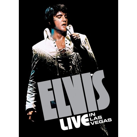 COFFRET ELVIS LIVE IN LAS VEGAS
