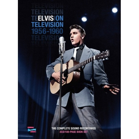 COFFRET ELVIS ON TELEVISION 56/60