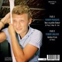 Hallyday, Johnny - 45 Tours - Version Française/Version Etrangère N°07 (Picture Disc)