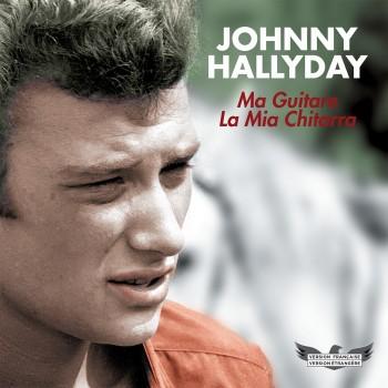 Johnny Hallyday - 45 Tours - Picture Disc N°08 (Version Française/Version Etrangère)