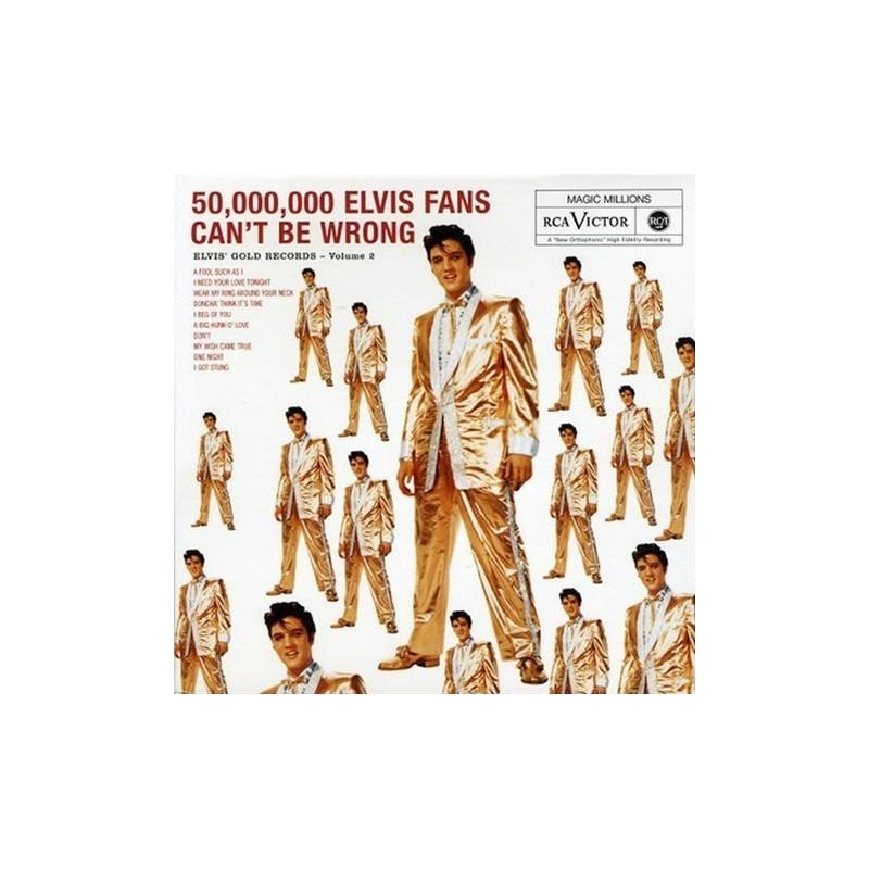 Elvis Presley - 50,000,000 Elvis Fans Can't Be Wrong - FTD (CD)
