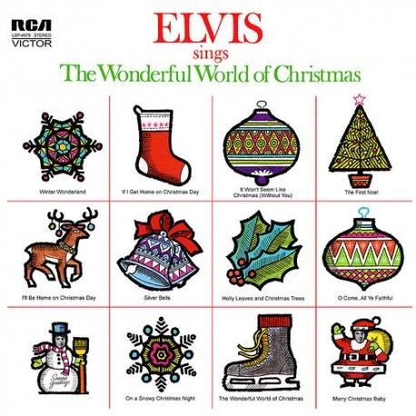 Elvis Sings The Wonderful World Of Christmas (2 CD)