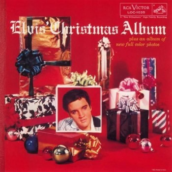 ELVIS PRESLEY Christmas Album    CD FTD