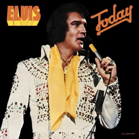 ELVIS TODAY (2 CD)