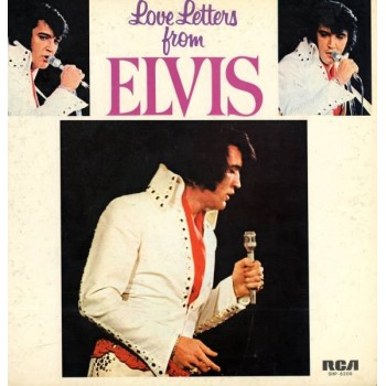 LOVE LETTERS FROM ELVIS  (2 CD)