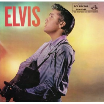 ELVIS PRESLEY  (2nd Album)    CD FTD