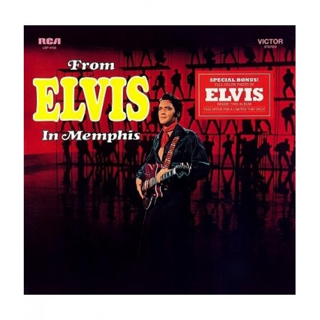 FROM ELVIS IN MEMPHIS (2 CD)