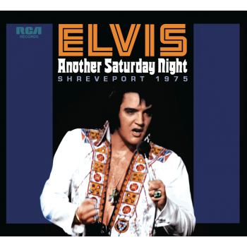 ELVIS PRESLEY Another Saturday Night   CD FTD