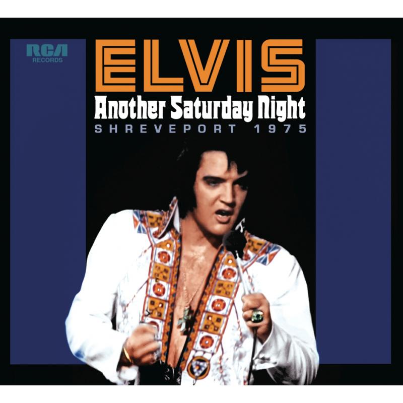 ELVIS PRESLEY Another Saturday Night   CD FTD