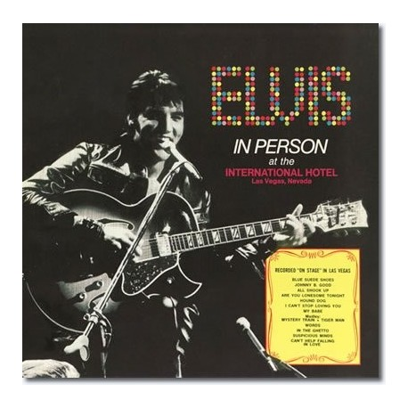Elvis In Person (2 CD)
