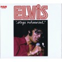 Elvis - Stage Rehearsal