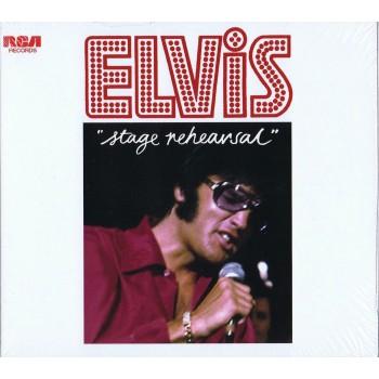 ELVIS PRESLEY - Stage Rehearsal   CD FTD