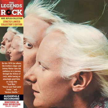 Edgar & Johnny Winter - Together