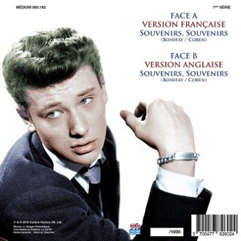 45 Tours - Version Française/Version Etrangère N°10 (Picture Disc)