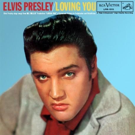 ELVIS PRESLEY Loving You (2 CD)