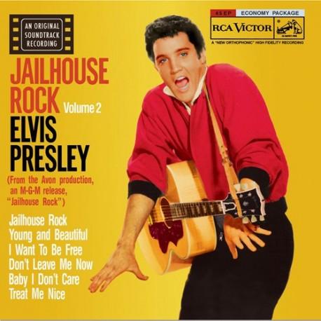 ELVIS PRESLEY Jailhouse Rock - Volume 2 (2 CD)