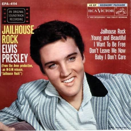 ELVIS PRESLEY Jailhouse Rock (2 CD)