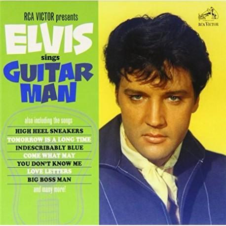 Elvis Sings Guitar Man (2 CD)