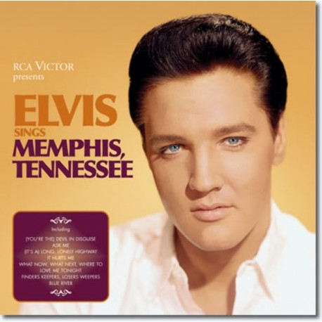 ELVIS SINGS MEMPHIS, TENNESSEE (2 CD)