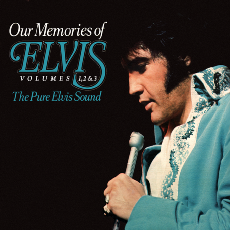 OUR MEMORIES OF ELVIS (2 CD)