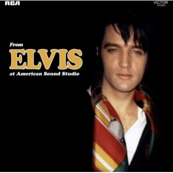 ELVIS PRESLEY AT AMERICAN SOUND STUDIO   CD FTD